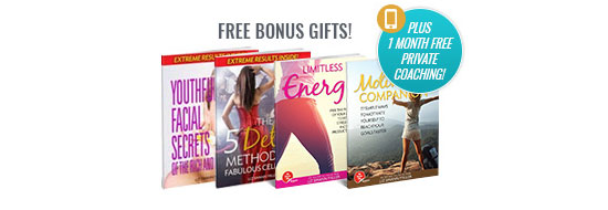 2 Week Diet Review, free gifts with purchase