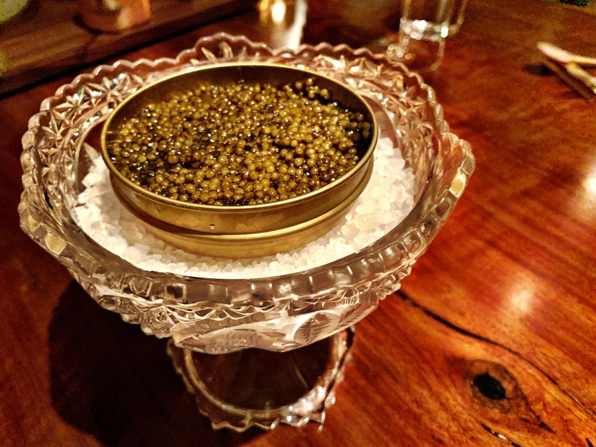Image of Ossetra Caviar