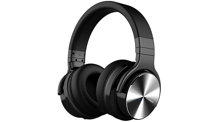 Cowin E7 Bluetooth Active Noise Cancelling Headphone Review - Mr