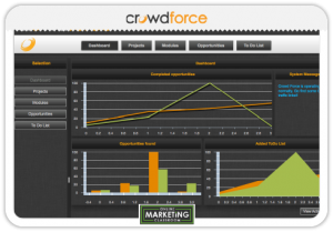 image of crowdforce software