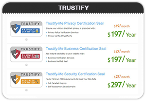 image of Free Trust Seals