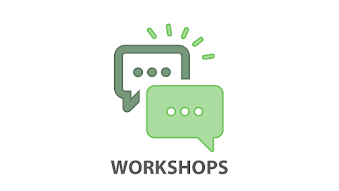 Online Marketing Classroom Workshop Logo