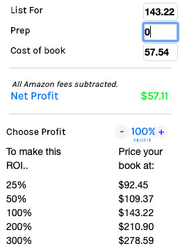 zen arbitrage profit calculator