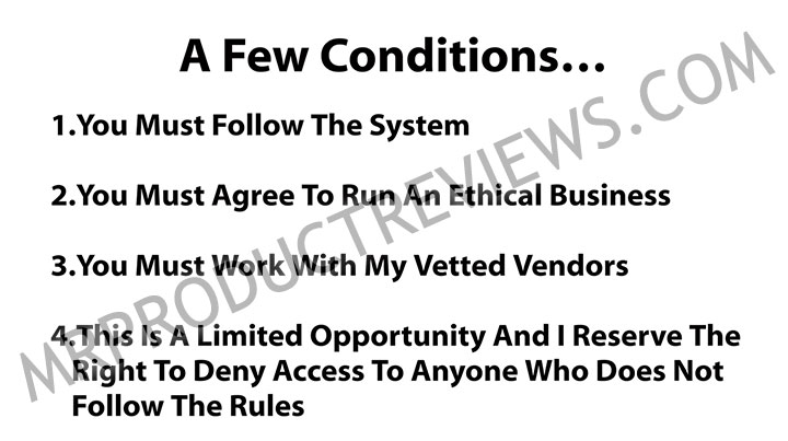 1k a day fast track rules