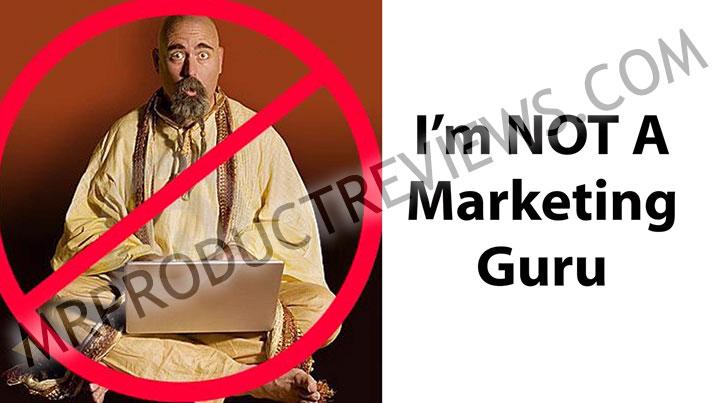 not a guru